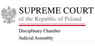 PResolution No. 7 of the Disciplinary Chamber of the Polish Supreme Court