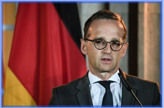 The head of German diplomacy Heiko Maas developed the vision of a new European Union