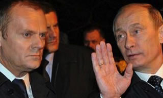 How Putin Played Tusk.