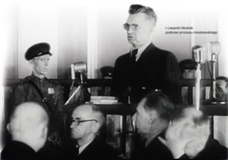 76st anniversary of a staged trial of the sixteen Polish officials in Moscow
