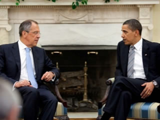 """Now is the time to fulfill promise regarding Europe,"" says Lavrov to Obama."