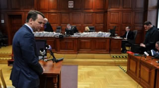 he former head of the Polish Ministry of Foreign Affairs testified in the Smolensk crash case.